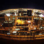 Vegas Lights from 350 meter